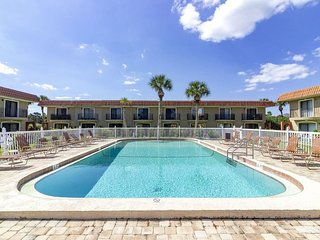 Poolside Townhouse at Ponce Landing (#30)