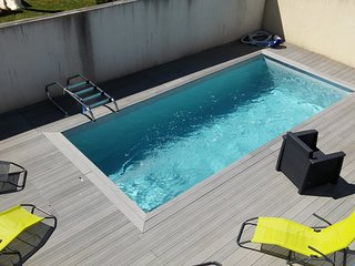 MAISON AVEC PISCINE PRIVATIVE