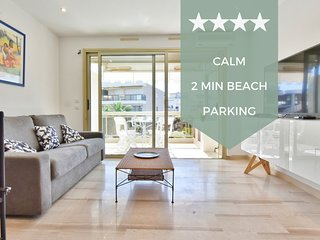 KIKILOUE ☀️ 2 min from the beaches, with terrace! ☀️ Ideal for families !