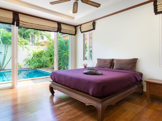 Thai-Balinese Boutique Villa in Rawai, 3 bedrooms