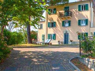 Splendida Villa dello Scrivano Genova Liguria