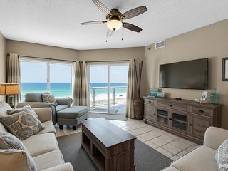 Emerald Isle unit 405 (2 bedroom/2 bathroom Gulf Front Condo)