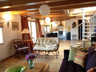 A 5kms de Quimper ,maison de charme en pleine nature ,point de depart ideal