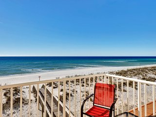 Sans Souci unit 207 (1bed/1.5bath Gulf Front condo)