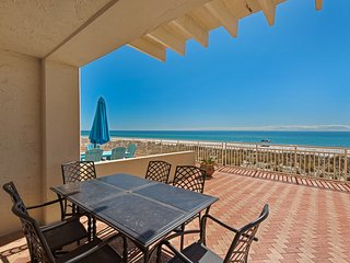 Sans Souci unit 104 (2bed/2bath GulfFront condo)