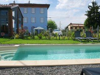 La villa dei ricordi a Lucca