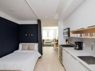 Sonder | Wall Street | Charming 1BR + Kitchen