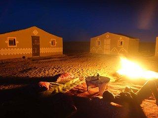 Desert Camp Chraika & Sahara trips