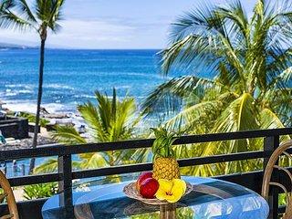 One Bedroom Condo with Amazing Ocean Views, AC incl.