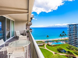 MAUI SPECIAL!  Whaler 1174 - One Bedroom, Two Bath Ocean View