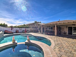 Luxury Desert Hot Springs Home On Golf Course
