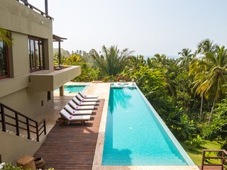 Kasamar at Los Naranjos - Amazing 5 BR Caribbean Luxury Villa in Tayrona