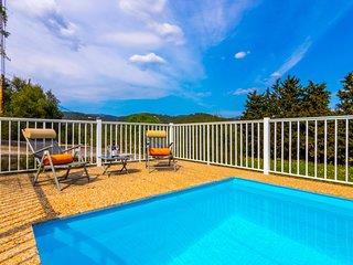 Villa Es Muntant, con Piscina privada y Terraza