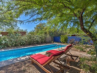 Unique Tucson 'Hidden Gem' House w/ Private Pool!