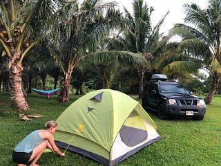 Epic Maui Camping