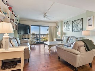 Ocean One 419 -Updated Lovely Oceanfront 4th Floor Condo