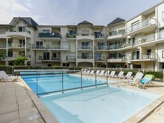Appartement cosy et equipe | Acces piscine + Wi-Fi Gratuit !