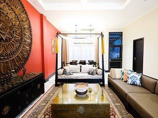 Luxury Thai Villa, Thong lo, Bangkok, Sukhumvit 55
