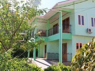 Apartment fur 2 Gaste an der Grand Anse auf Praslin