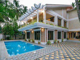 Baga Beach Road • 5 Bed • Private Pool Villa
