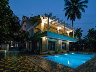 Baga Beach Road • 5 Bed • Private Pool Villa