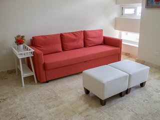 CONTEMPORARY 1BR APT - 5 MINS FROM COLONIAL ZONE