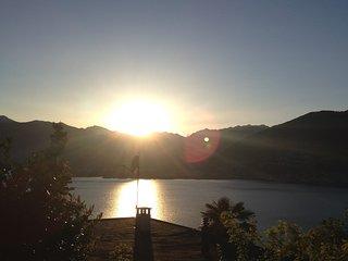Casa Ines in Orgnana Mit der wunderschönen Seesicht finden Sie Ruhe und Erholung