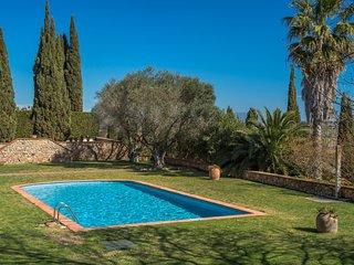 Costabravaforrent Mas Xargay, casa adosada para 6 con piscina comunitaria
