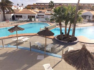 Quiet 1 bed apartment in the centre of Caleta De Fuste, recently refurbished