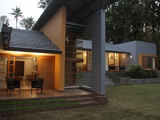 River Edge Vacation Rental God's Own Villa Kerala India