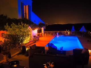 Villa Panoramique - close to Valbonne and Biot, sea view