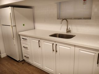 Newly renovated downtown Toronto walk up basement studio apartment