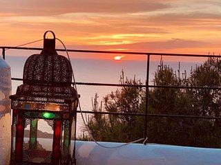 famous sunsets