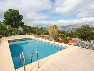 Stunning apartment in Lliber w/ Outdoor swimming pool, Internet and 1 Bedrooms