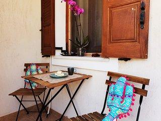 Perissa Villa Traditional Style