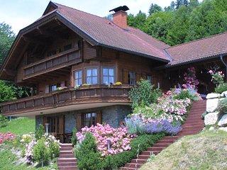 Ferienwohnung, Haus am Hügel
