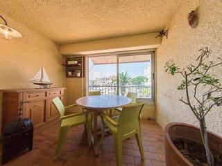 Gruissan Apartment Sleeps 3 with WiFi - 5832228
