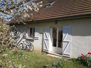Maison a la mer, 3 chambres a Bernieres sur mer proche de Courseulles sur mer