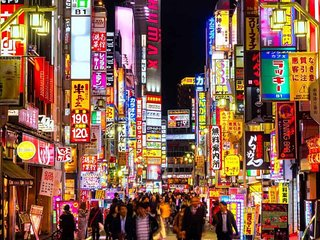 Easy stroll to SHINJUKU Station! Center of Tokyo! Prime location!