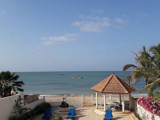Villa bord de mer