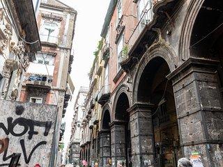 Vecchia Napoli - Tribunali