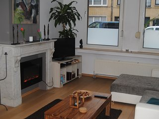 Big apartment close to highroad (10 minutes from centre)