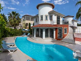 Affordable Villa with Private Pool in Belek