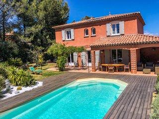 Villa Terre de Provence - Saint-Raphaël Valescure - Piscine et Clim prox Golf