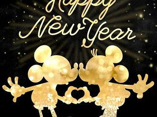 Ring in the New Year with Disney