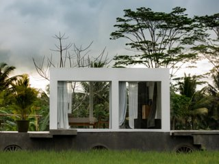 White Cubes Two-Bedroom Villa with private pool