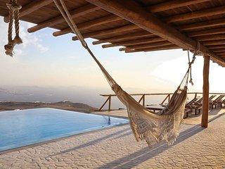 BlueVillas | Villa Atalanta | 2 Private infinity pools with endless view