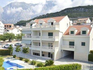 One bedroom apartment Promajna (Makarska) (A-17160-a)