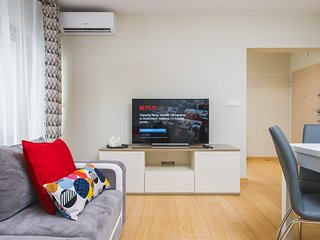 Modern apartment with balcony Rakowicka 14a - 4
