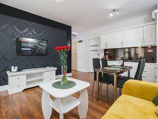 Luxury apartment with balcony Rakowicka 14a - 5
